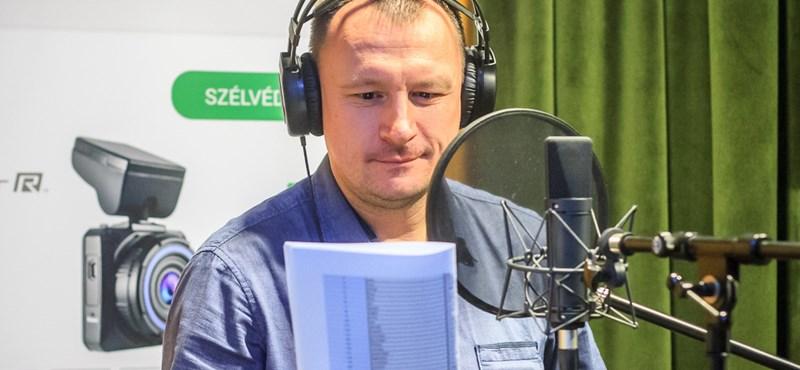 Szereti hallgatni Szujó Zoltánt? Mostantól már a navigációja is megszólalhat a riporter hangján