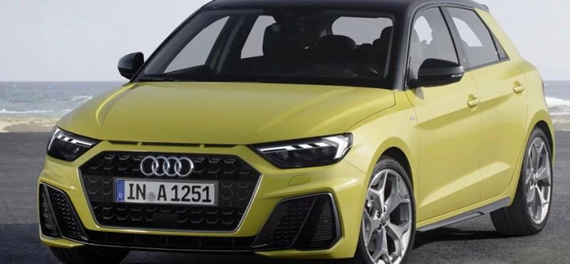 Hivatalos: itt az új Audi A1 – dízelmotor nélkül, fejlett technikával
