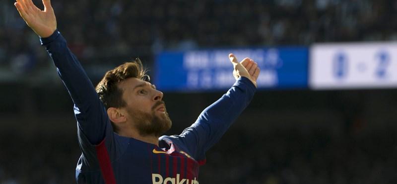 A Barcelona nyerte a rangadót, a Real messze került az éllovastól