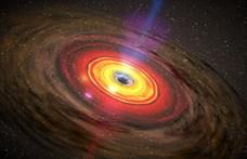 Jupiter-méretű fekete lyukat fedezhettek fel a tudósok