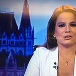 """Beköszönt az """"új Kálmán Olga"""" a HírTV-n, az első vendég Kocsis Máté"""