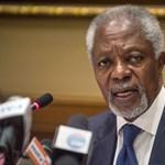 Kofi Annan levélben áll ki a CEU mellett
