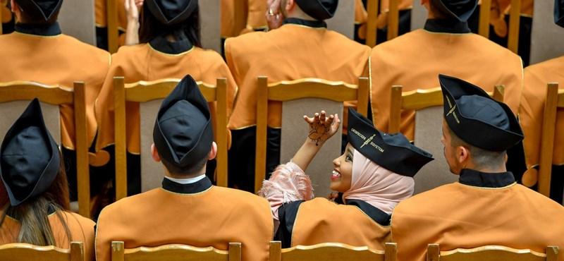 Friss adatok: túl alacsony a diplomások aránya