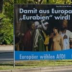 Botrányt okoztak az AfD berlini választási plakátjai