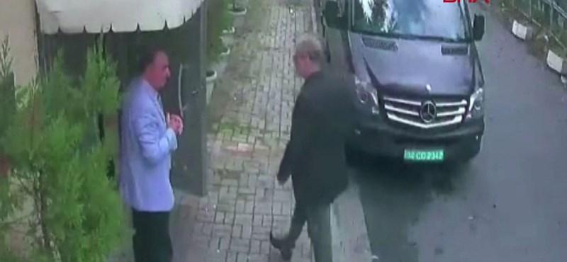 Közösen nyomoznak az eltűnt újságíró után a török és szaúdi hatóságok