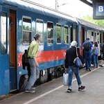 Késésre kell számítani a Budapest-Újszász-Szolnok vonalon