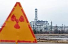 Ez történt: Csernobilban növekedett a kockázat