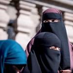 Megszavazták Dániában a nikáb- és burkatilalmat