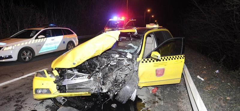Kokain lehetett a focista halálát okozó balesetben részes taxis szervezetében