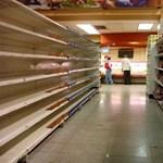 Katonák razziáznak az éhező Venezuela zugsütizőiben