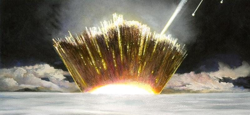Háromszor annyi meteorit csapódott be a Földön az elmúlt 290 millió évben, mint korábban