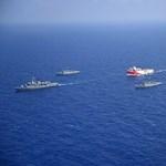 Harcolni is kész a török elnök a Földközi-tenger mélyén felfedezett gázmezőkért