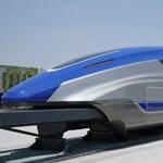 A kínaiak megcsinálták a vonatot, ami 600 km/h-val repeszt