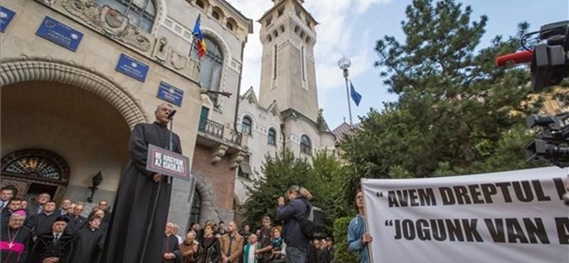 Szeptembertől újra működhet a marosvásárhelyi magyar nyelvű katolikus gimnázium