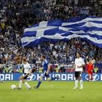 Tarol a neten a két görög Eb-vitájának lassítása - videó