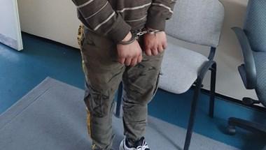 Embercsempészt fogtak az M1-esen, 25 migránst szállított