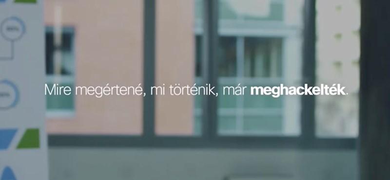 Lehet, hogy megvan az év videója: önmaga paródiájába fordult a T-Systems reklámja