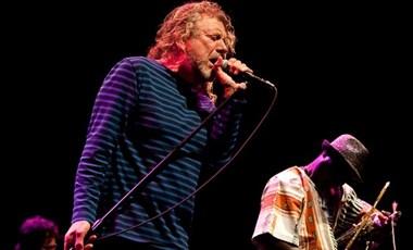 Ma 70 éves Robert Plant, a rock and roll Arthur királya (videó)