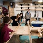 Iskolai faműhely, ahol ön is megvalósíthatja álmát