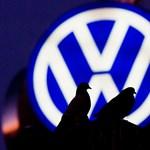 11 év után először esésben a Volkswagen