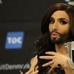 """Conchita Wurst: """"Semmi nem tarthat vissza"""""""
