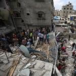 Megint megpróbálkoznak egy 72 órás tűzszünettel Gázában