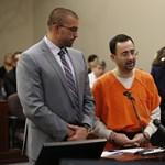 Szexuális abúzus: bűnösnek vallotta magát az amerikai tornásznők csapatorvosa