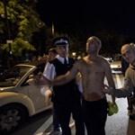 """Guardian: """"nincs felmentés a zavargóknak"""" - galéria"""