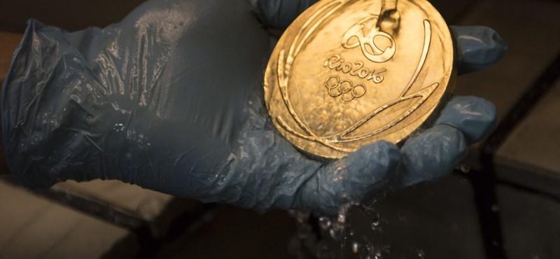 Na, mennyit adóznak a magyar olimpiai bajnokok?