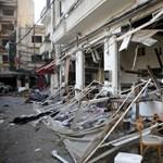 Bejrúti robbanás: emelkedett a halottak száma, kritikus helyzetben a kórházak