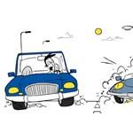 Hét tipikus autós van az utakon, ismeri őket?