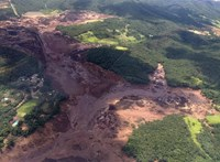 Újabb katasztrófa fenyeget? Zagytározó közeléből evakuáltak embereket Brazíliában