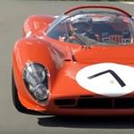 Ebből a Ferrariból tényleg nincs másik