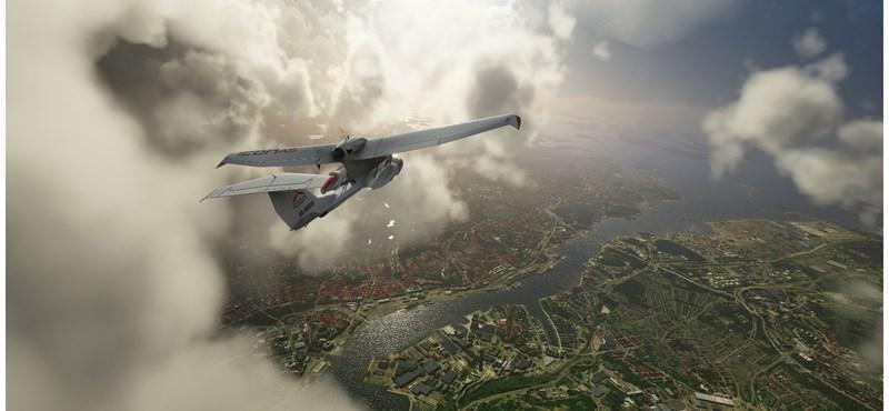 Ha kedveli a repülőket, a Microsoft új játékát képtelen lesz letenni