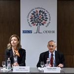 Megjöttek az EBESZ választást megfigyelő szakemberei