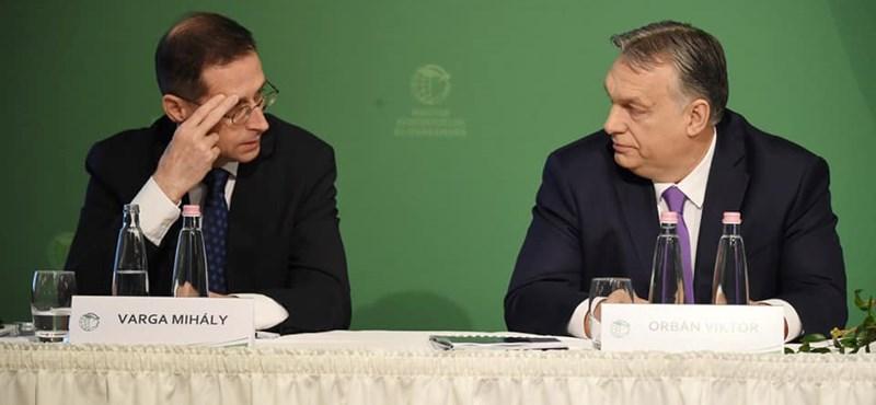 Jóval nagyobb visszaesést vár Brüsszel, mint az általa rengeteg kritikával illetett magyar kormány