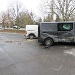 Négyfajta drogra is pozitív volt a szonda egy balesetet okozó autósnál