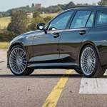 Mivel a BMW M3-asból nincs kombi, ezt a hiányt pótolja az Alpina