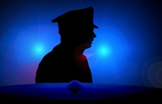 Ittas rendőr állt fejre a szolgálati kocsijával Romániában