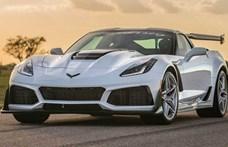 1200 lóerő talán már elég lesz a Corvette-be