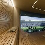Mészáros Lőrinc horvát csapata új stadiont kap, szaunából is lehet majd meccset nézni