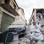 Közel 250 halottja van az olasz földrengésnek, de még több száz emberről nem tudnak semmit