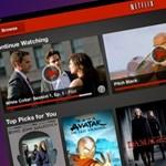 Új felületet kapott a Netflix iPhone verziója