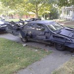 Sosem találná ki, milyen autóból készült ez a Batmobil