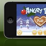 Megérkezett a karácsonyi Angry Birds Seasons frissítés