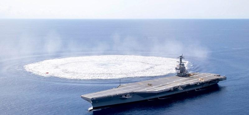 Video: la Marina de los EE. UU. Arroja 20 toneladas de bombas en el Océano Atlántico