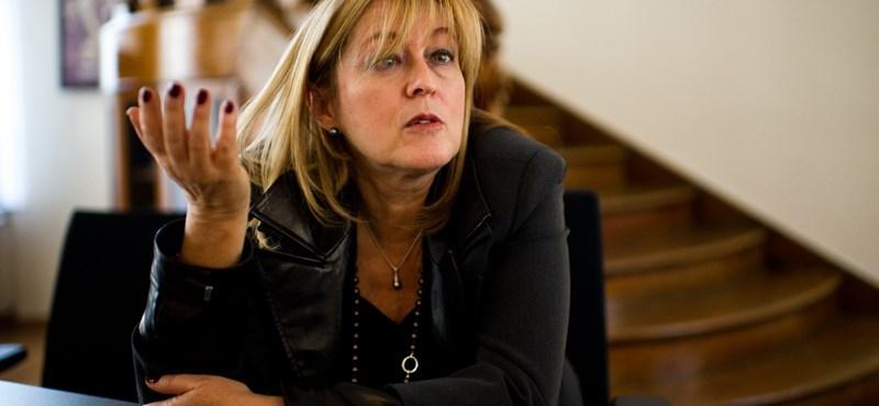 """Schmidt Mária: """"Amit Orbán tett, minden bejött"""""""
