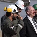 Gázfeldolgozó üzemet adott át a Mol Pakisztánban