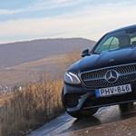 A szépség belülről fakad: teszten a Mercedes E400 Coupé
