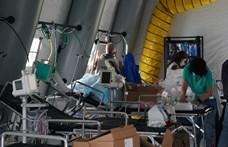 Úgy megviselheti az egészségügyi dolgozókat a járvány, mint a háború a frontkatonákat